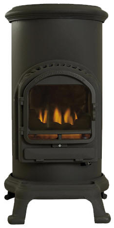 Thurcroft Flame Effect Heater