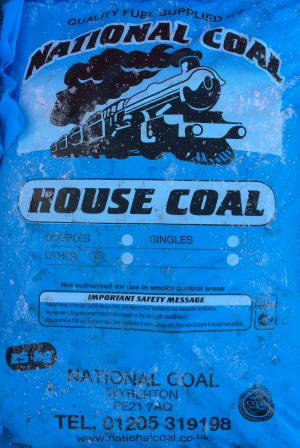 House Coal (Doubles) - 25kg